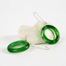 Round Jewelery Earrings