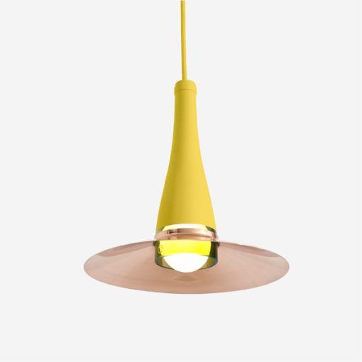 LaFlor Lamp amarilla
