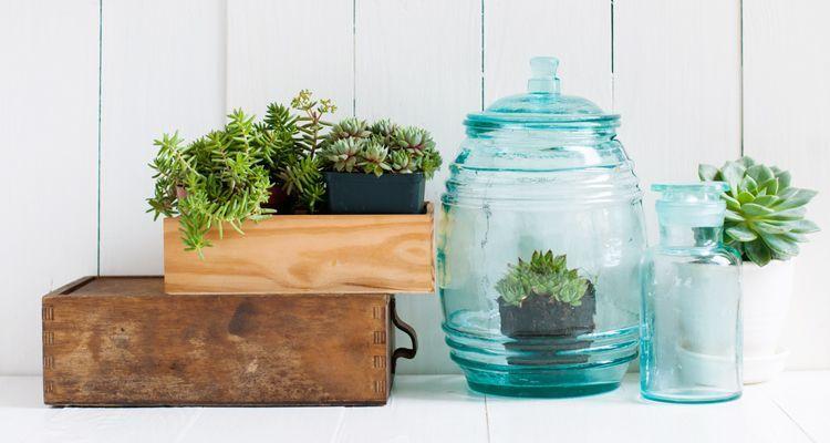 Por Que Y Como Decorar Tu Hogar Con Vidrio Reciclado Lucirmas - Vidrio-decoracion