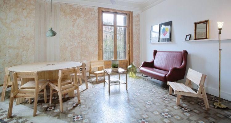 Laflor lamp en y k un alojamiento sostenible en barcelona Alojamiento barcelona
