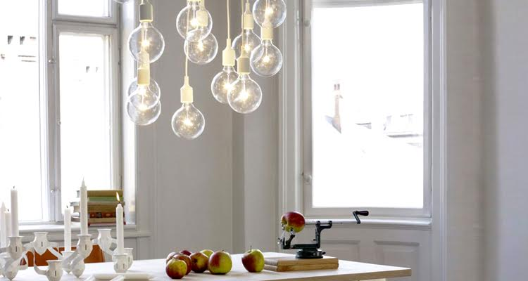 Lámparas de vidrio: ¡llena tu casa de luz!