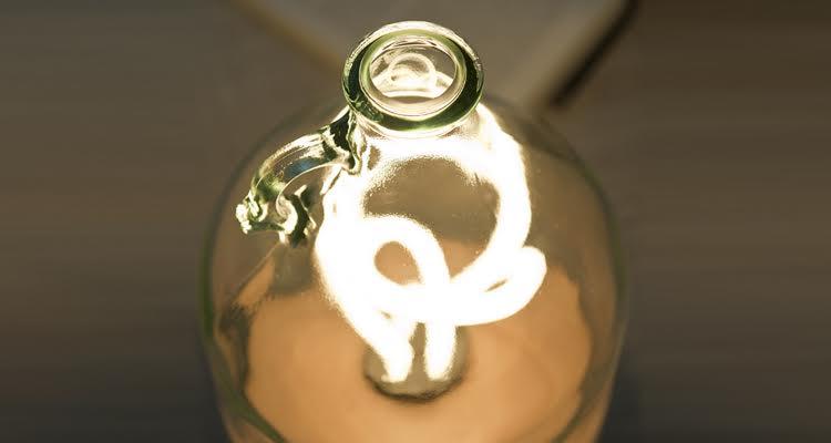 lámparas de vidrio 4