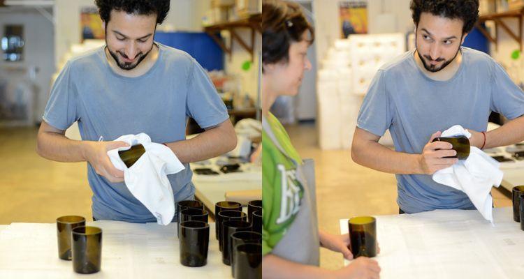 prácticas de diseño en lucirmás barcelona marcello