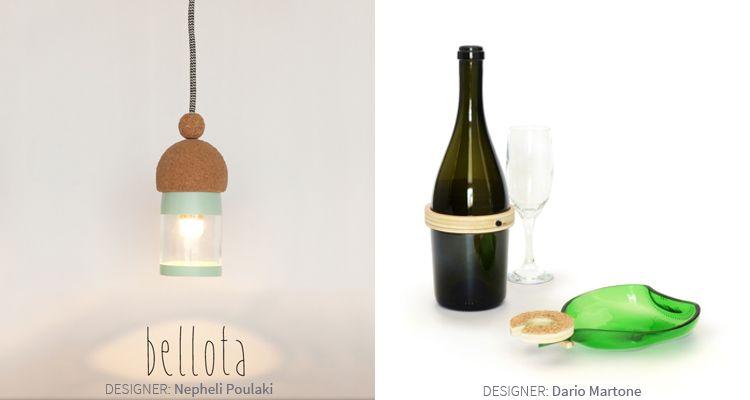 Productos Nepheli y Dario prácticas de diseño lucirmás en barcelona
