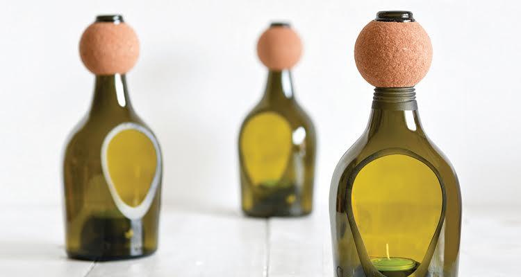 Se busca botella de vidrio para nuestro Nino Simple