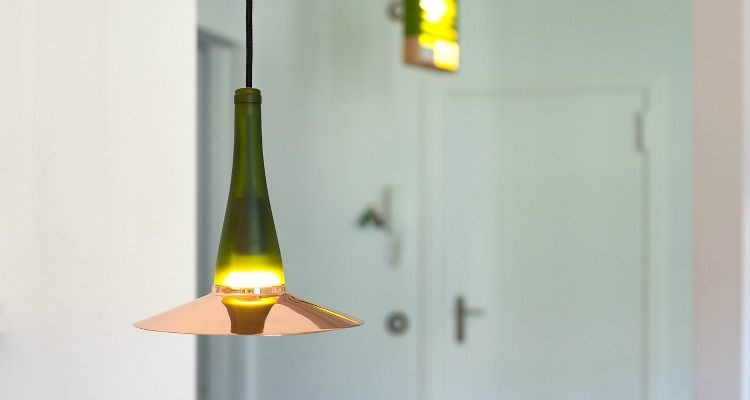 laflor lamp lucirmas in yok sustainable apartments barcelona