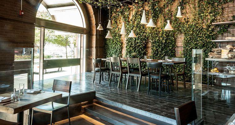 iluminación para restaurantes 1