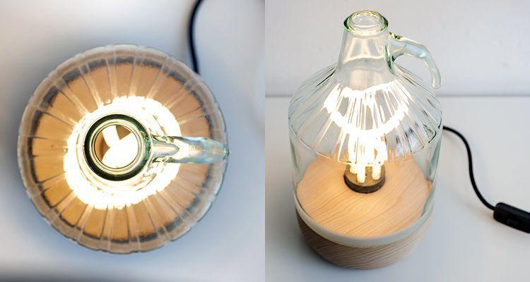 edición limitada Dama Lamp
