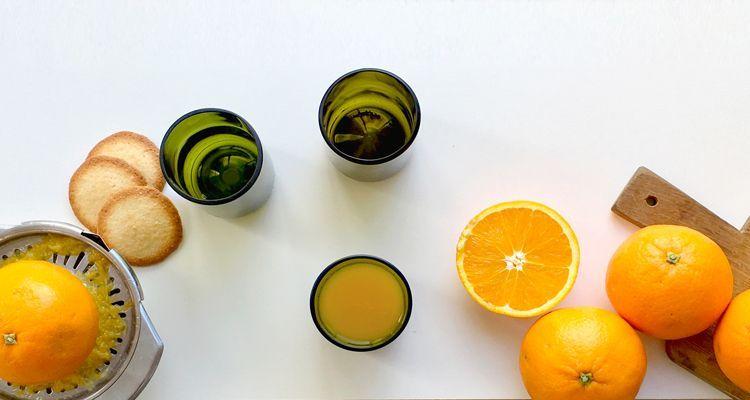 greenery pantone cómo combinar naranja y green
