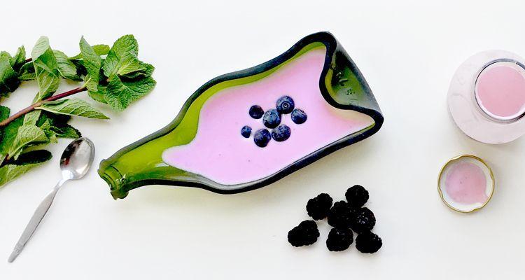 greenery pantone cómo combinar violeta y verde