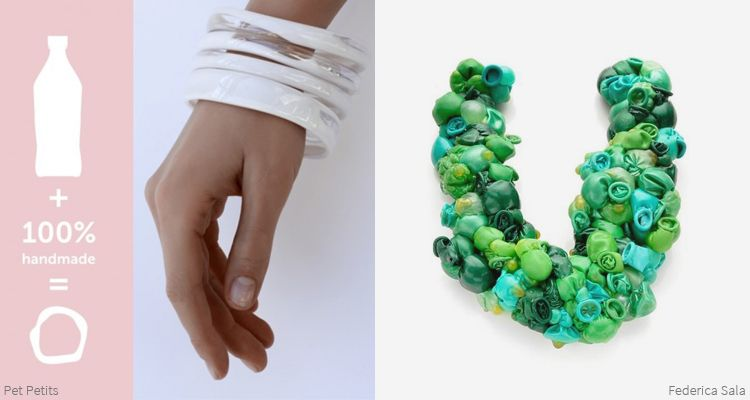 jewels upcycled difference between recycling and upcycling
