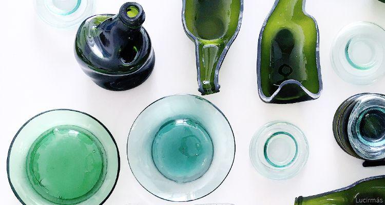 Upcycling glass copy