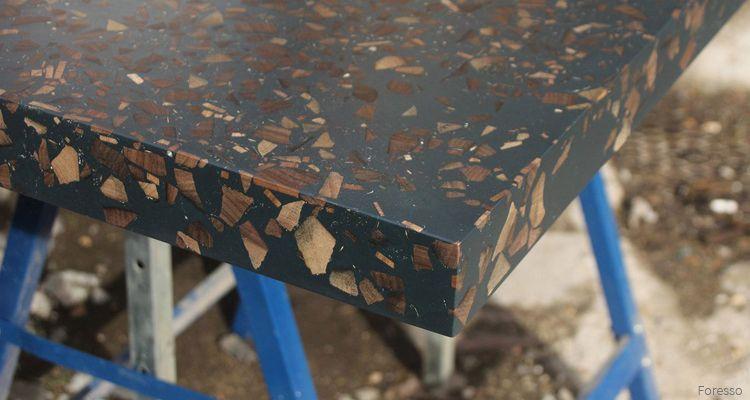 Foresso upcycling de interiores madera